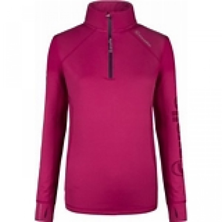 Cavallo Ladies 'Orfea' Functional Half Zip Shirt