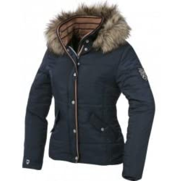 Equit'M Padded Jacket with hood