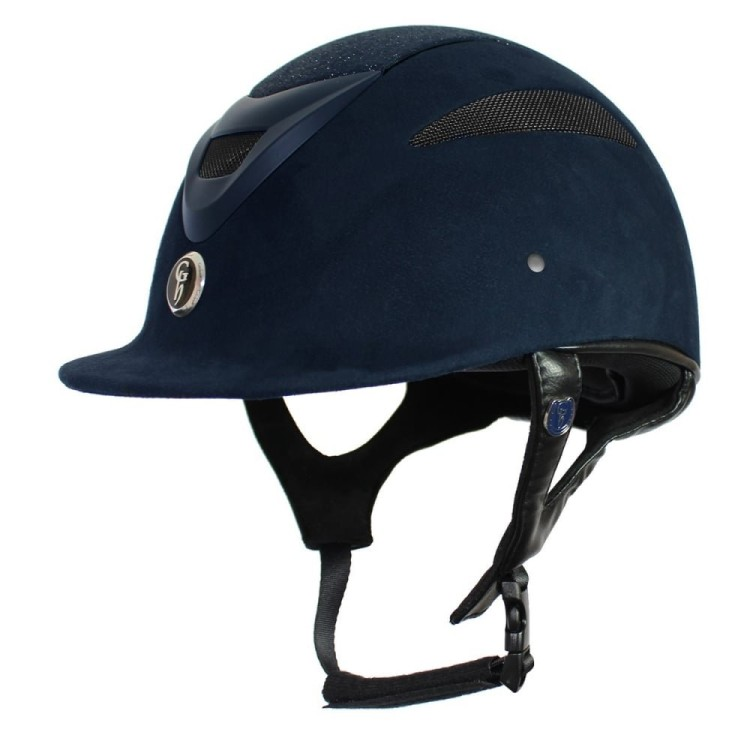 Gatehouse Conquest Mark II Glitter Riding Hat