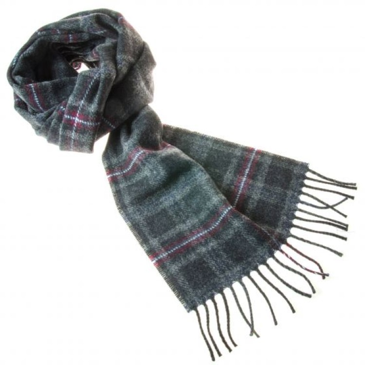 'Heather Hats' - Lambswool Scarf