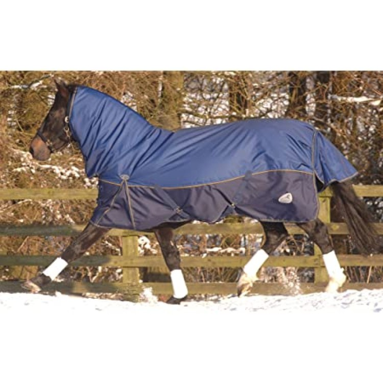 Masta 'Turnoutmasta' Full Neck Turnout Rug